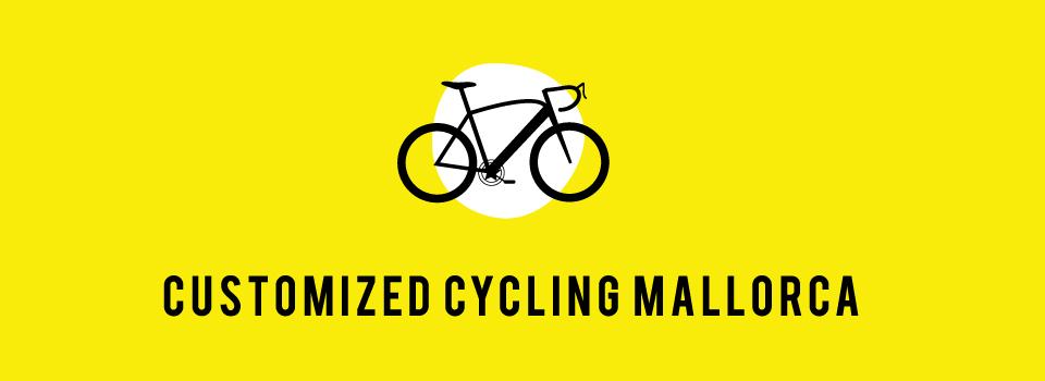 Customized Cycling Mallorca logo