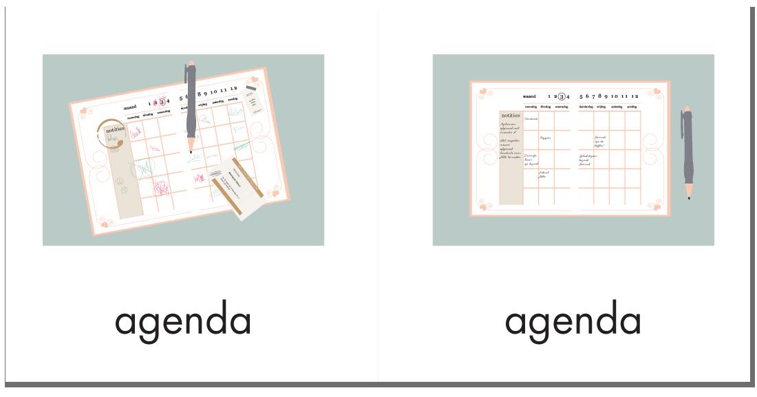 Jij en ik_agenda