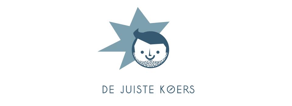 De Juiste Koers logo by Mimimou