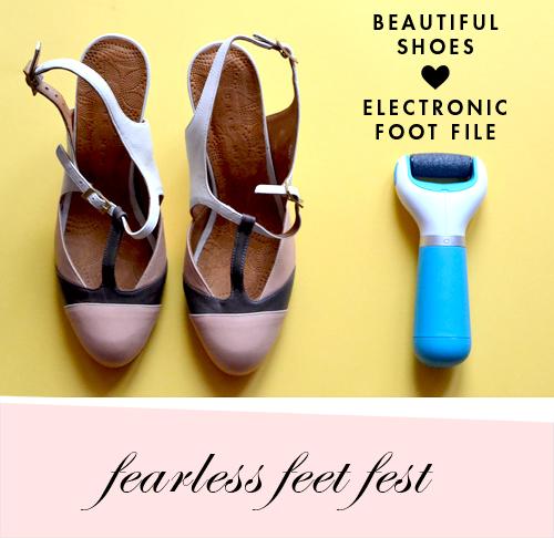 fearless feet fest